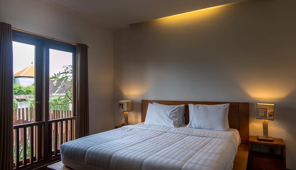 Delu Villas and Suite Bali - mezzanine room