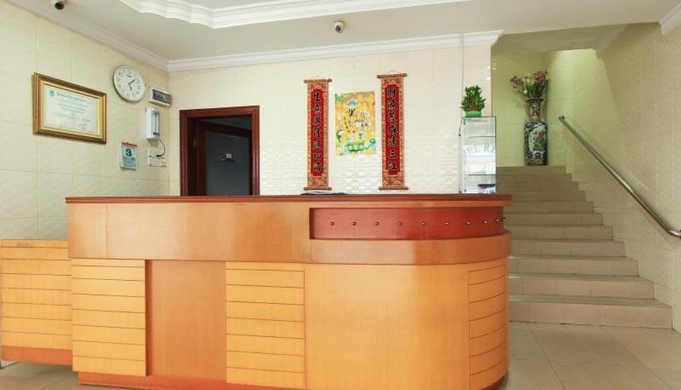 Hotel Rezeki Batam - Resepsionis
