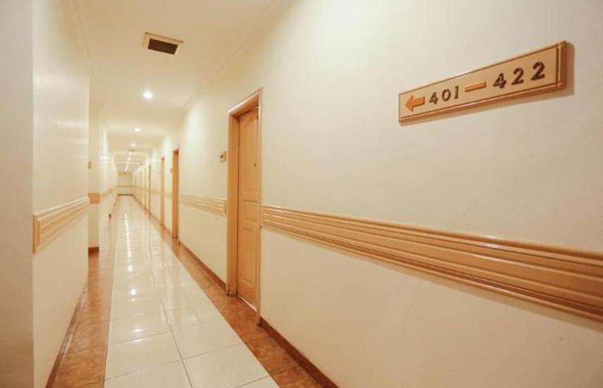 Hotel Maricaya Makassar - Koridor