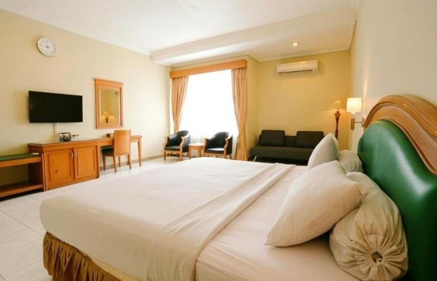 Hotel Maricaya Makassar - Kamar tamu