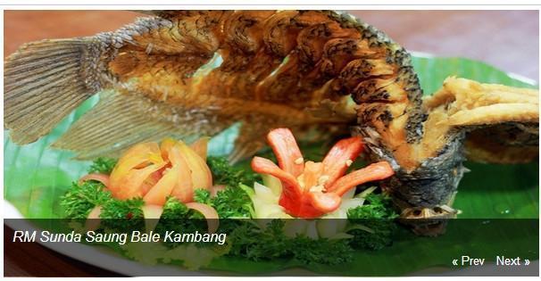 Karang Sentra Hotel Bandung - Meal