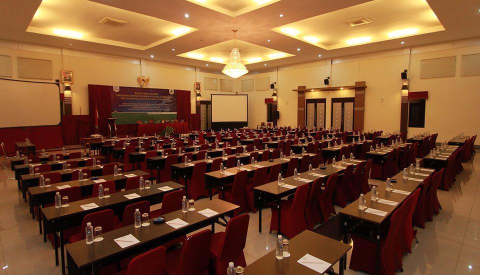 Karang Setra Hotel & Cottages Bandung - Sangkuriang Ballroom
