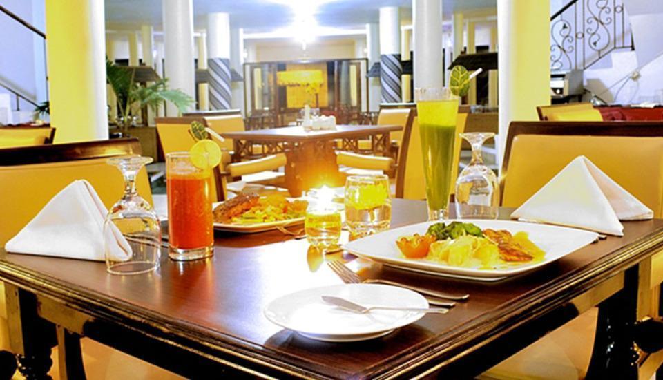 Karang Setra Hotel & Cottages Bandung - Pinus Restaurant