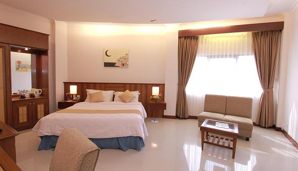 Horison Karang Setra Resorts Bandung - Deluxe Room With Breakfast Special Days 40% OFF