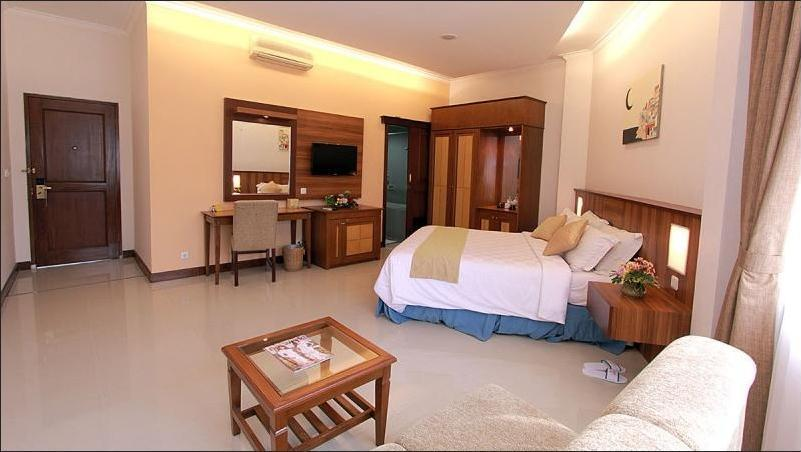 Karang Setra Hotel & Cottages Bandung - Deluxe Room
