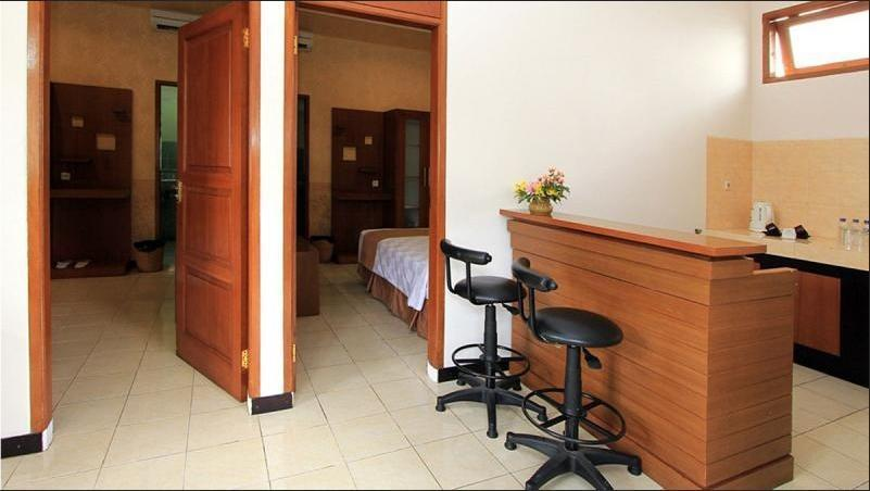 Karang Setra Hotel & Cottages Bandung - Grand Cottage