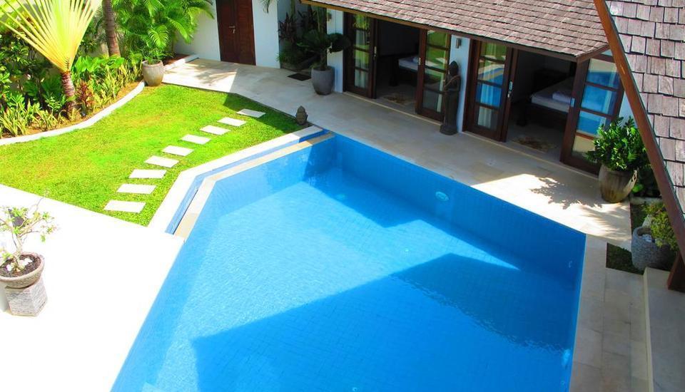 Villa Origami by Nagisa Bali Bali - Kolam Renang