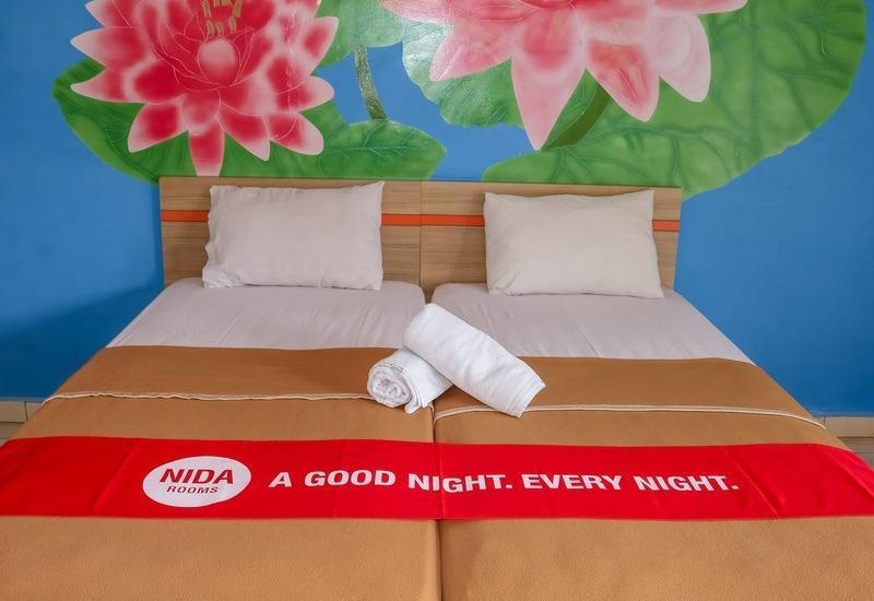 NIDA Rooms Masturi 9 Bosscha Lembang - Double Room Double Occupancy Special Promo