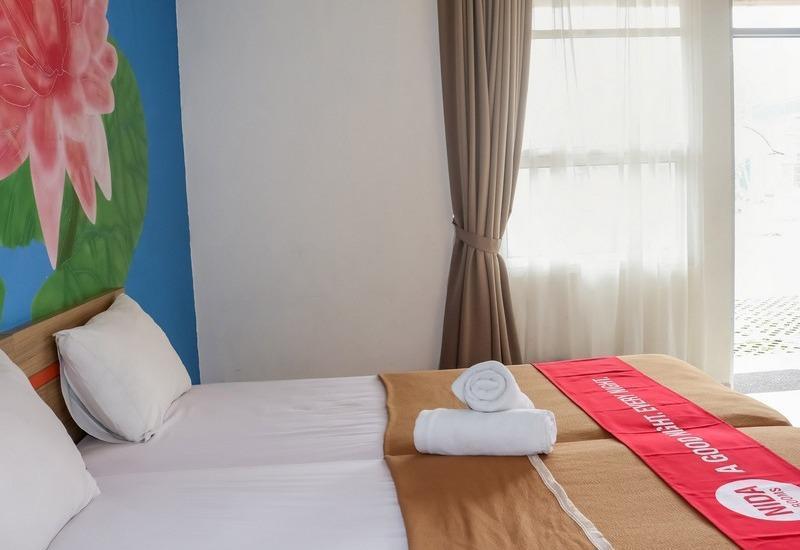 NIDA Rooms Masturi 9 Bosscha Lembang - Kamar tamu