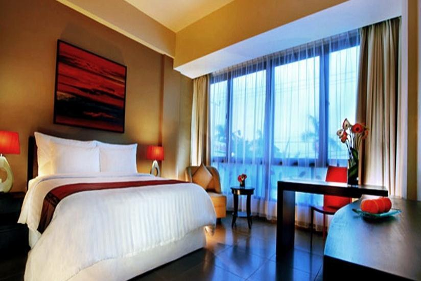 100 Sunset 2 Hotel Bali - Superior Room with Breakfast Sunset In Love RBF