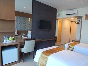 Hotel Faustine Semarang - Comfort Regular Plan