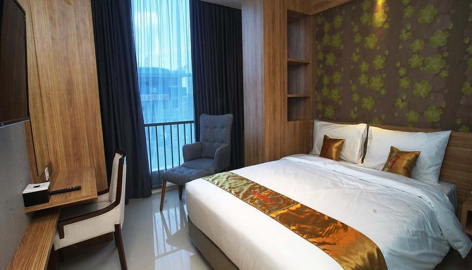 Hotel Faustine by Conary Semarang - Guest room