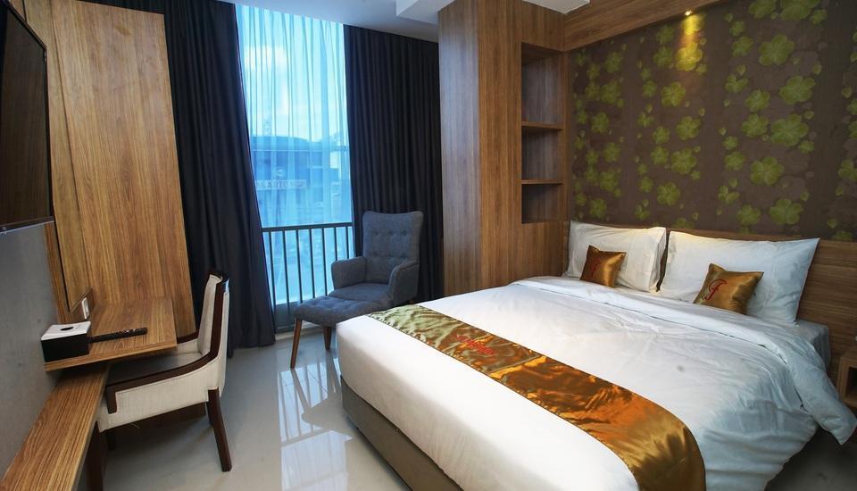 Hotel Faustine by Conary Semarang - room