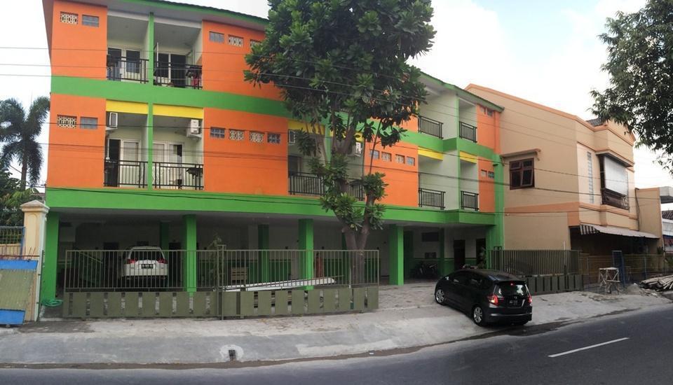 Omah Manahan Solo - Tampilan Luar Hotel
