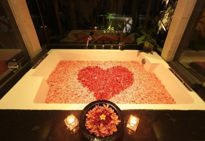 CK Luxury Villas Bali - Bak mandi