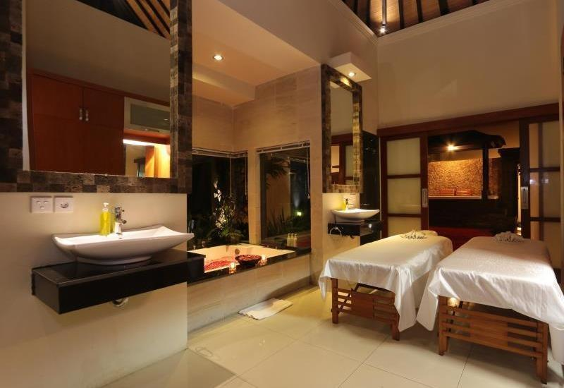 CK Luxury Villas Bali - Kamar tamu