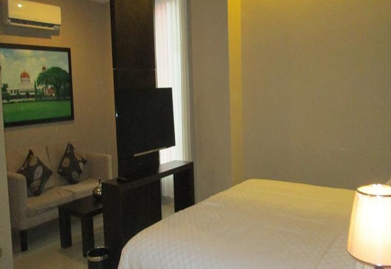Hotel Dafam Betha Subang - Kamar tamu