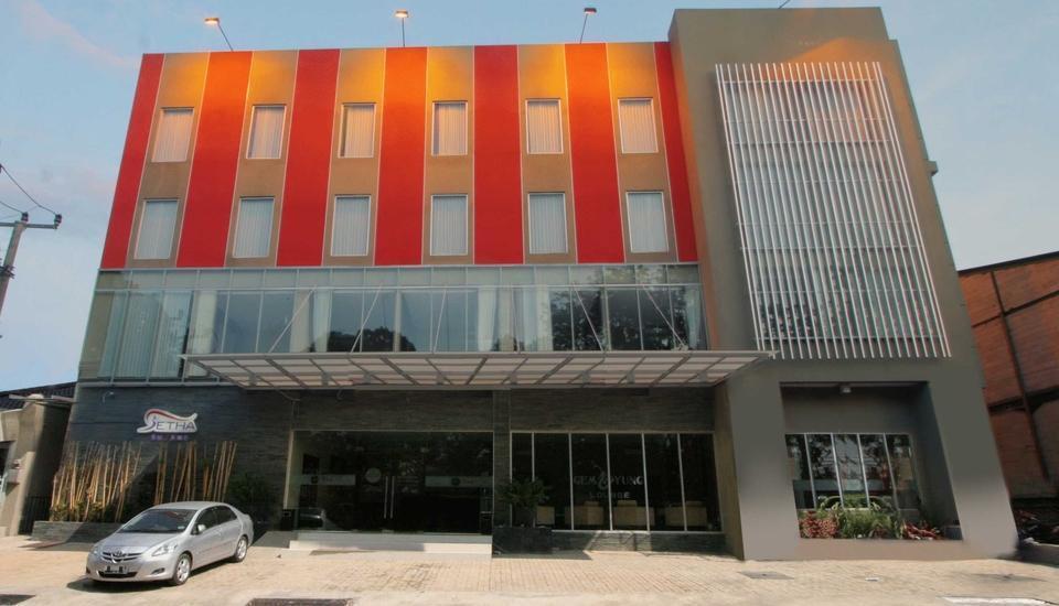 Hotel Betha Subang - Penampilan