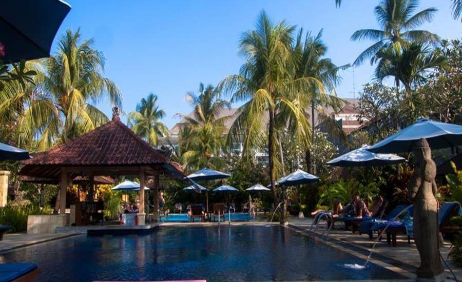 Kuta Puri Bungalow and Spa Bali - Kolam Renang