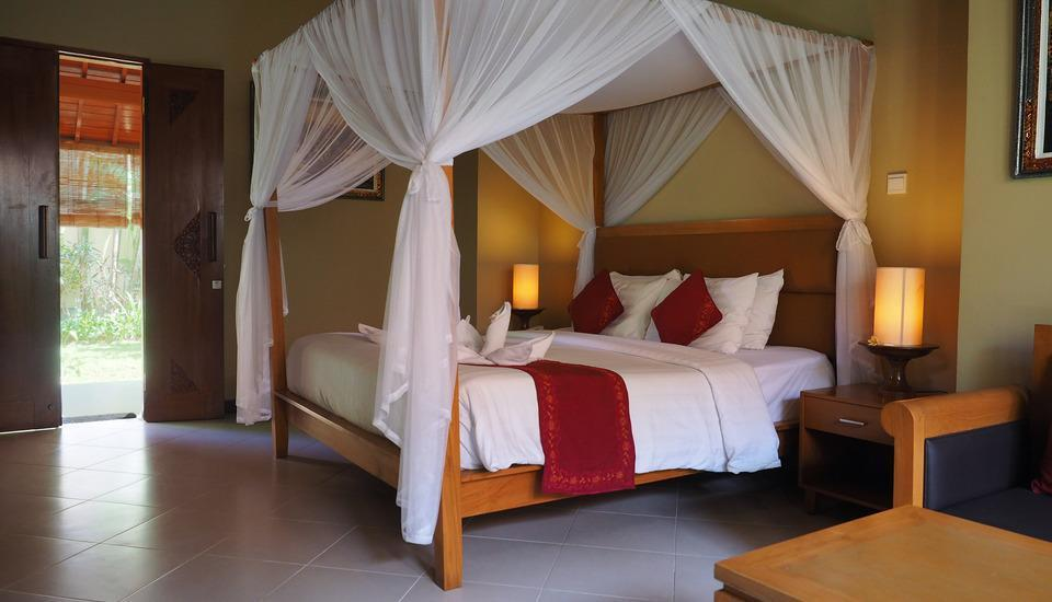 Kuta Puri Bungalow and Spa Bali - kamar Luxury Bungalow