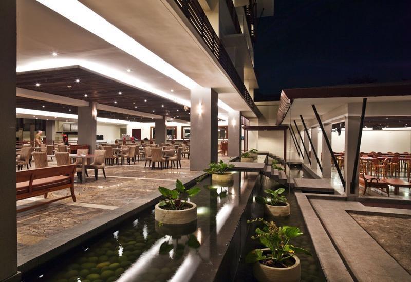 Sun Island Hotel Kuta - Restaurant
