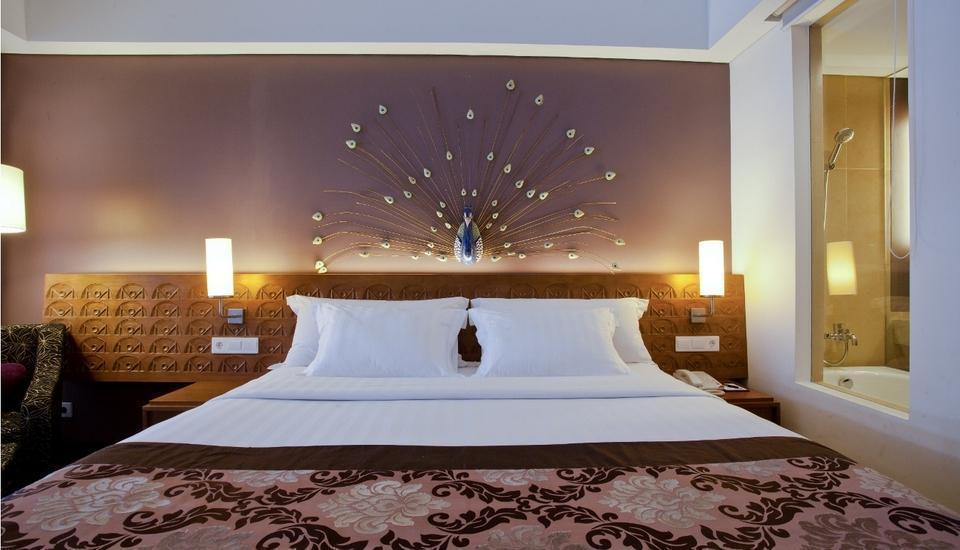 Sun Island Hotel Kuta - Deluxe Room Regular Plan