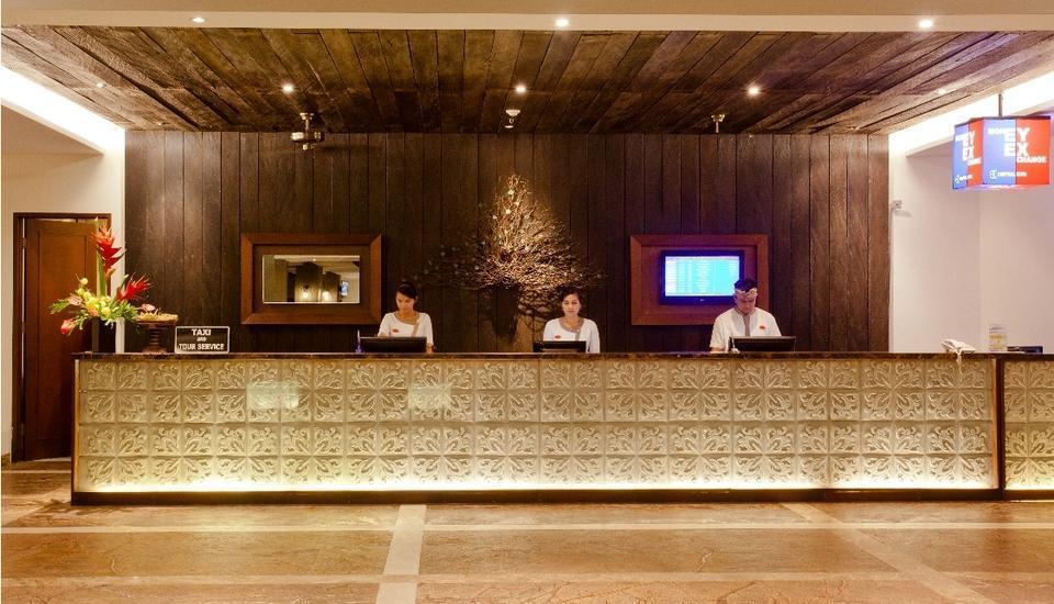 Sun Island Hotel Kuta - Resepsionis