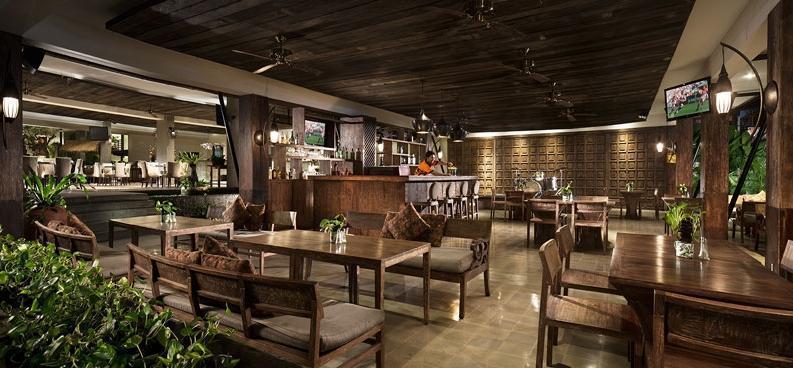 Sun Island Hotel Kuta - Pavoz Restaurant