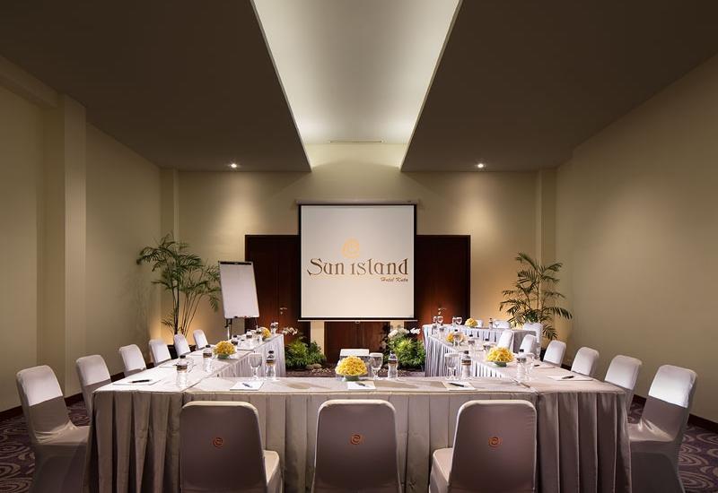 Sun Island Hotel Kuta - Ruang Rapat