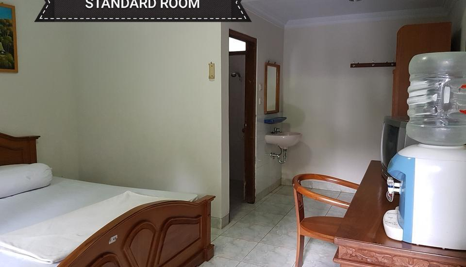 Fortuna Hotel Pangandaran - Standard Room Only Regular Plan