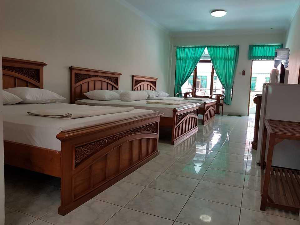 Fortuna Hotel Pangandaran - Suite Room  Regular Plan