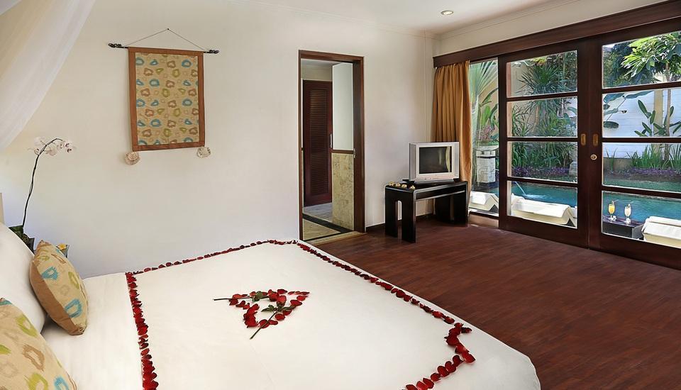 Dampati Villas Bali - Kamar