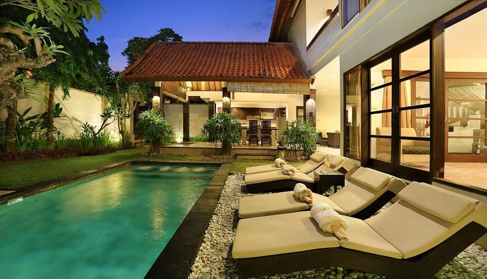 Dampati Villas Bali - Penampilan
