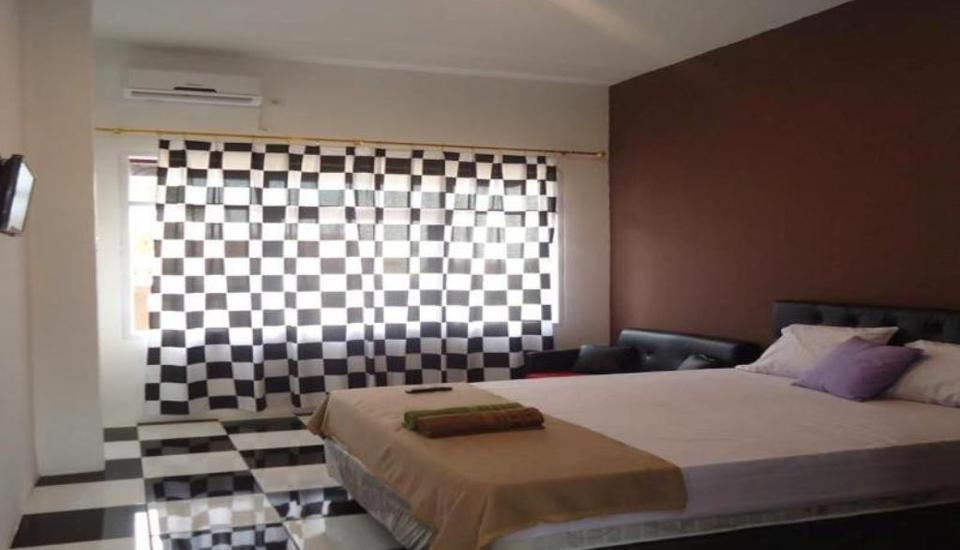 Amoory Venice Bandung - Double Room Regular Plan