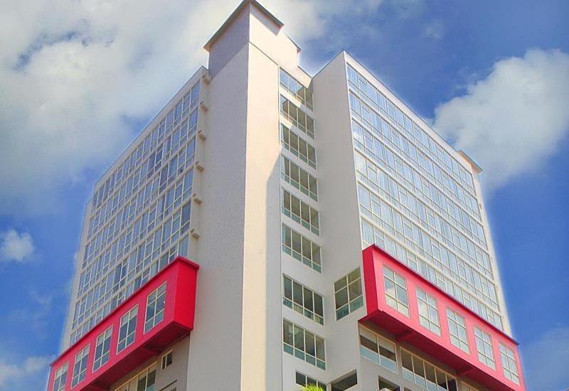 BTC Hotel Bandung - Hotel Building