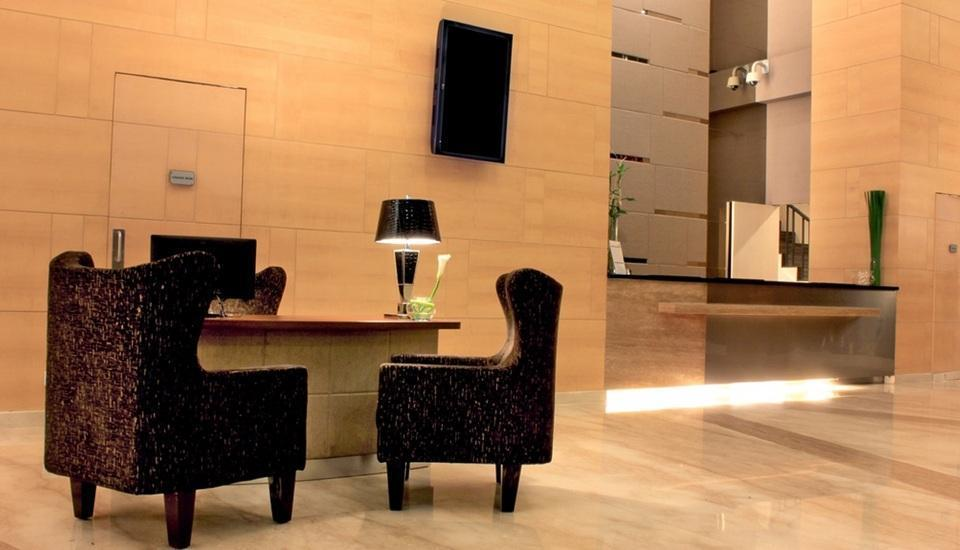Aston Pluit - GSA Desk