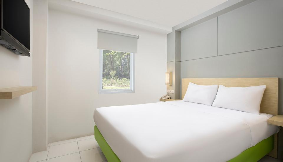 Odua Bekasi Hotel Bekasi - Deluxe Double Room Only Regular Plan