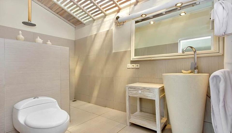Lilin Lovina Beach Hotel Bali - One Bedroom Villa with Private Pool Regular Plan
