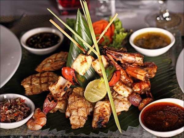 The Tusita Hotel Bali - Ritjstafel Seafood