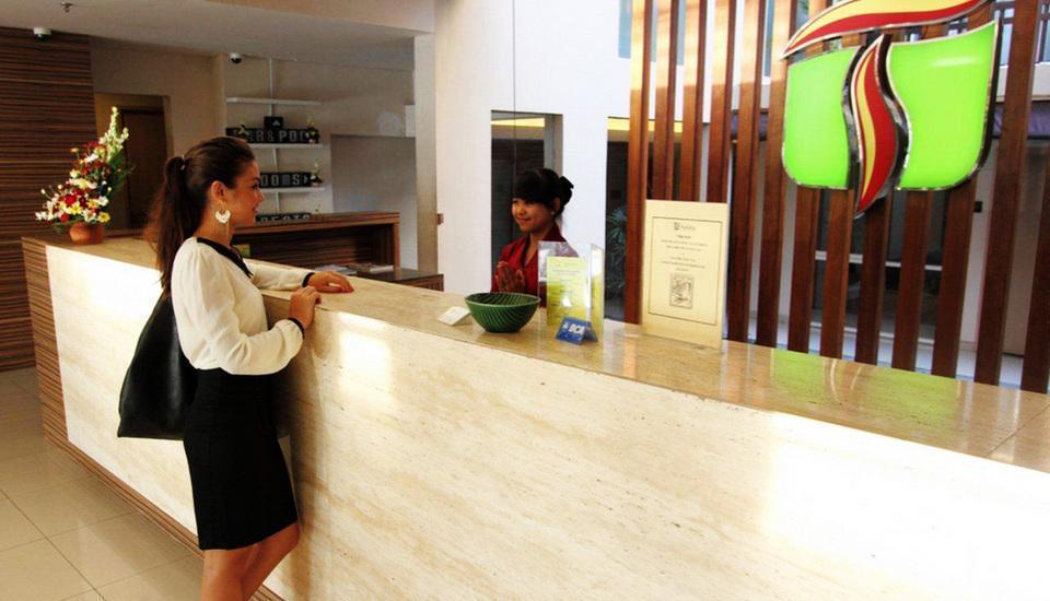 The Tusita Hotel Bali - Lobi