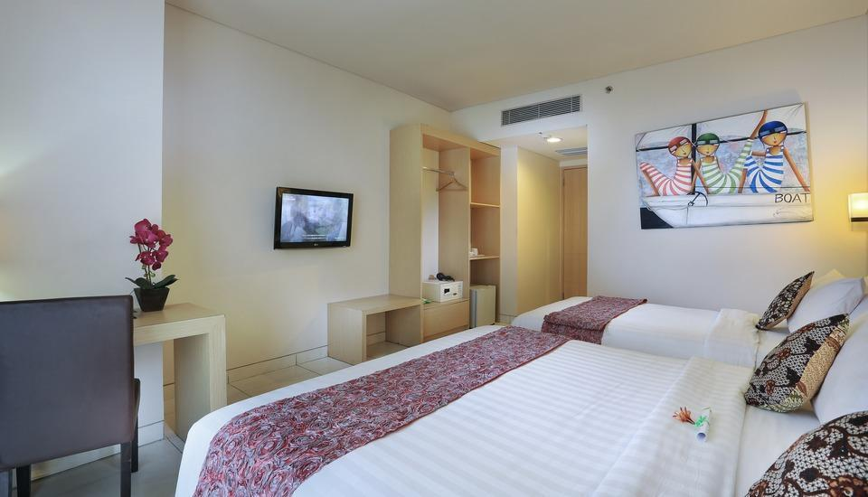 The Tusita Hotel Bali - Twin Bed