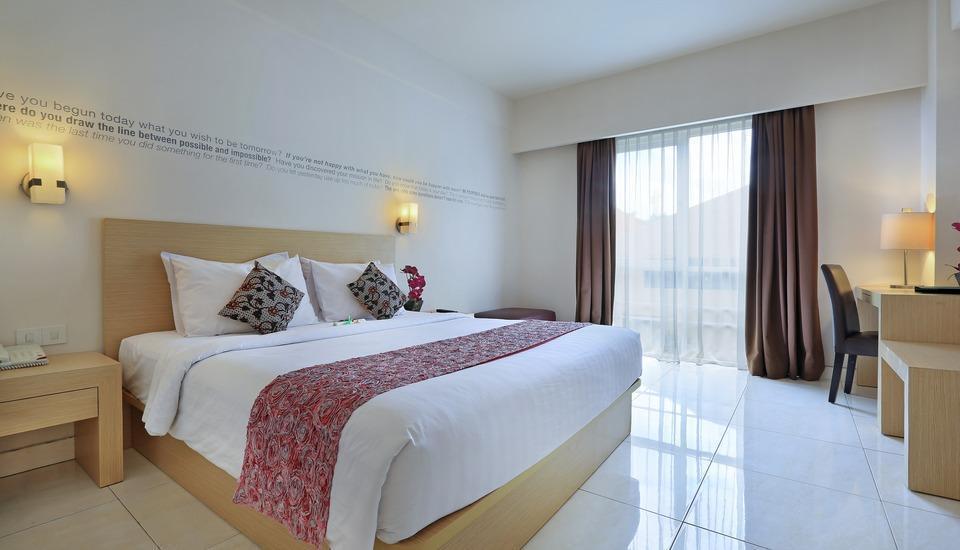 The Tusita Hotel Bali - Double Bed