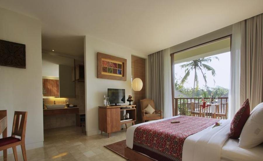 Puri Sebali Resort Bali - Suite Room Terrace Basic Deal 20%