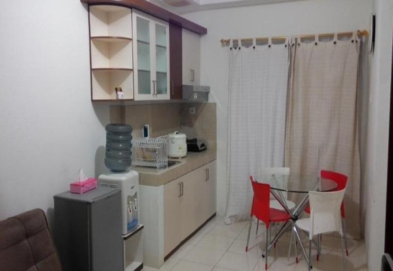 Apartemen Mediterania Garden Residence 2 Jakarta - Kamar tamu