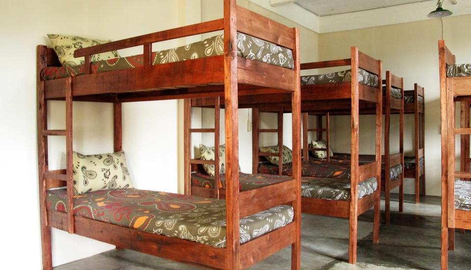 Canopy Center Hostel Syariah Pontianak - Kamar