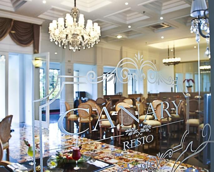 The Mirah Hotel Bogor - Canary Restaurant