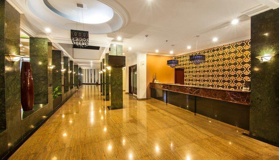 The Mirah Hotel Bogor - Front Desk