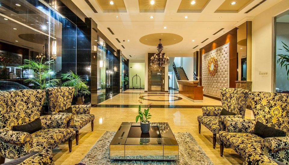 The Mirah Hotel Bogor - Lobby Mandalawangi