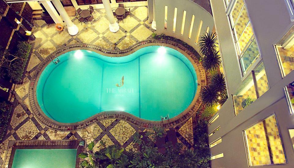 The Mirah Hotel Bogor - Pool The Mirah Bogor