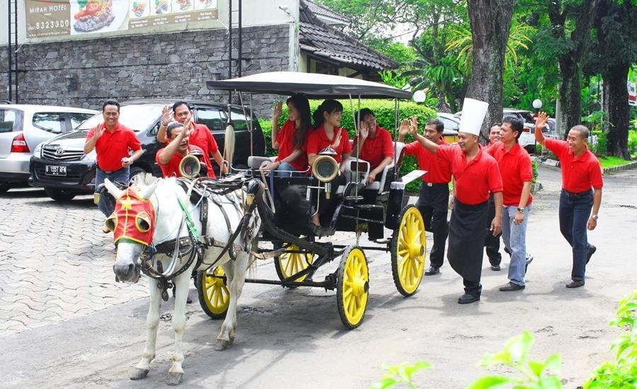 The Mirah Hotel Bogor - Dokar